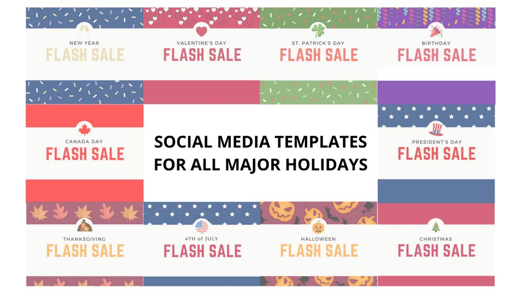 Eye-Catching Social Media Templates2