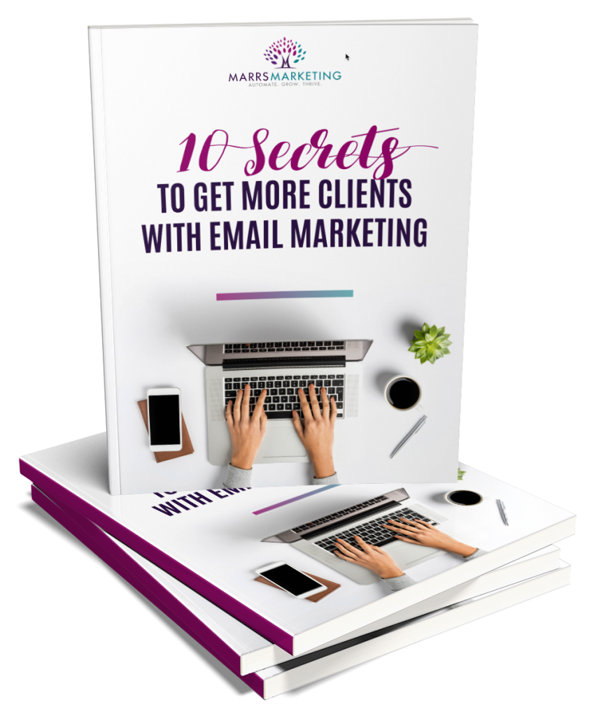 Get More Clients with Email Marketing
