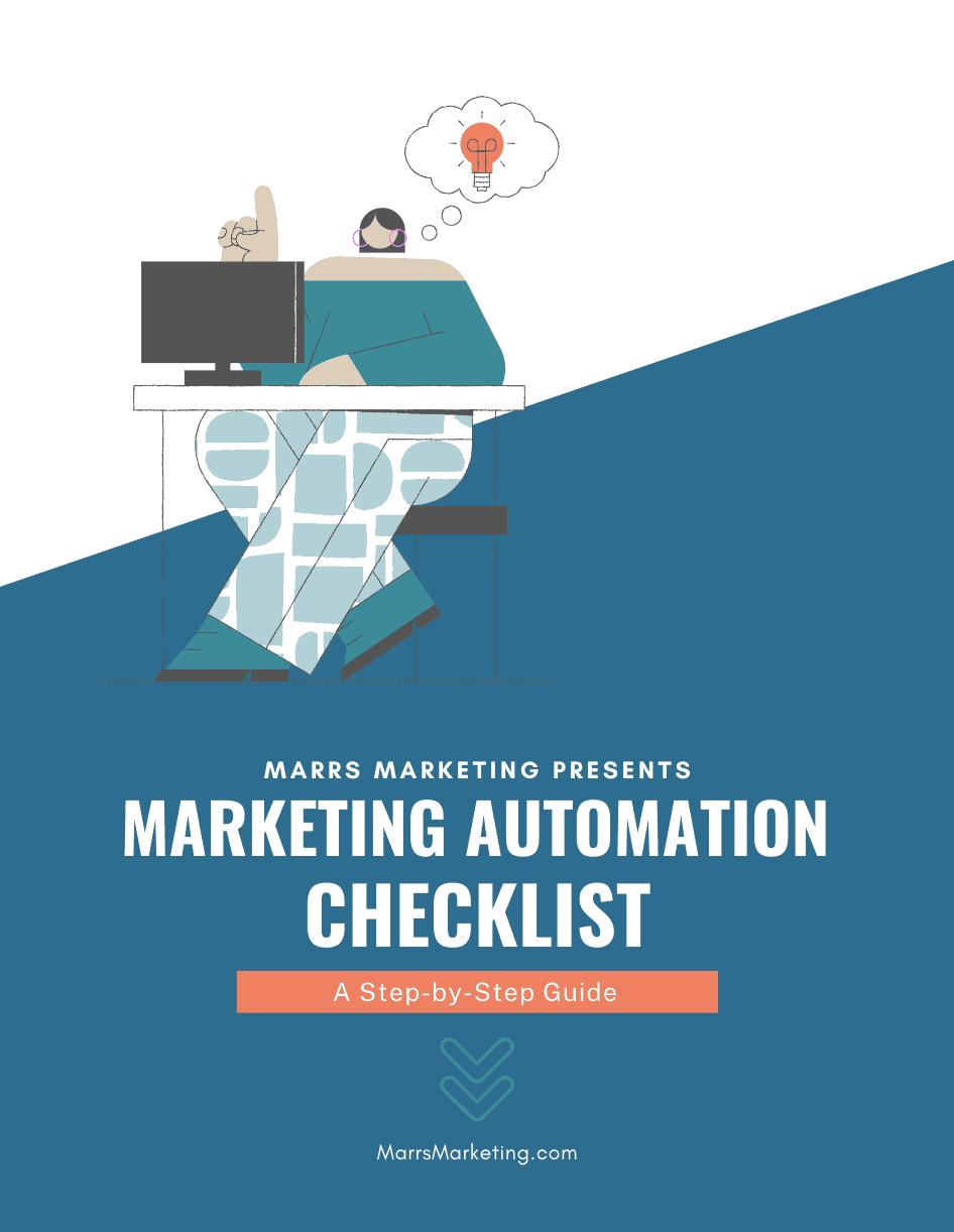 Marketing automation checklist 2021